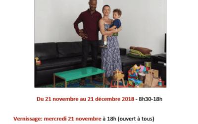 «Foyers». Portraits de familles mixtes et heureuses