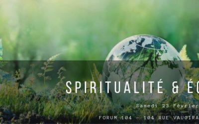 Spiritualité et écologie