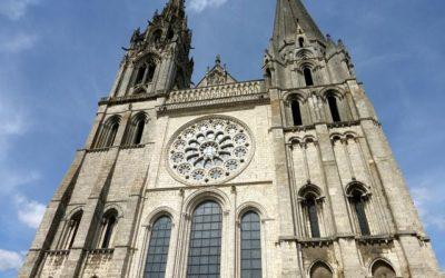 Sur les pas de la Vierge Marie à Chartres