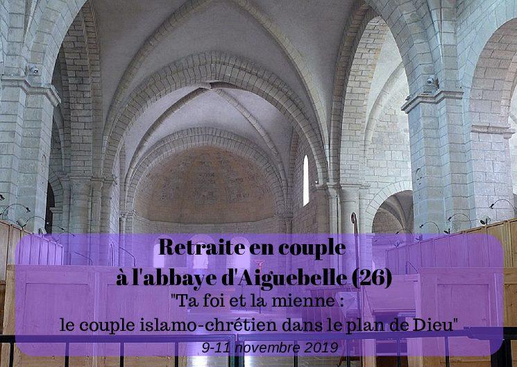 Retraite en couple à Aiguebelle