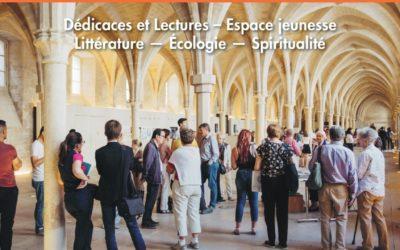 Salon du livre Écritures et Spiritualités à Paris le 1er décembre 2019