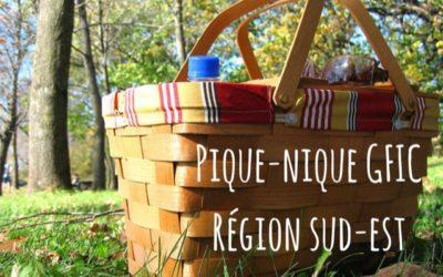 Pique-nique GFIC région de Marseille le 28 juin